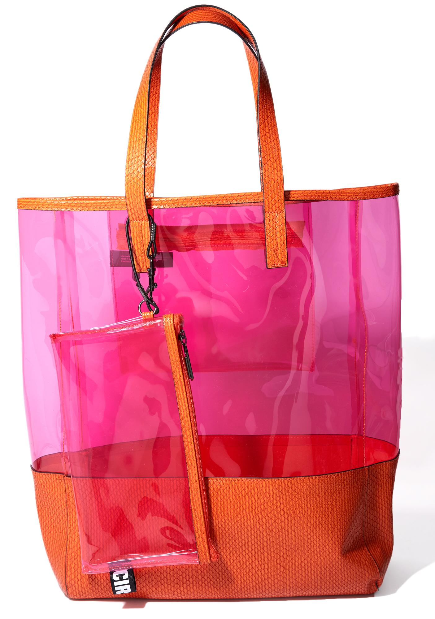 Circus by Sam Edelman Adley Pink Tote