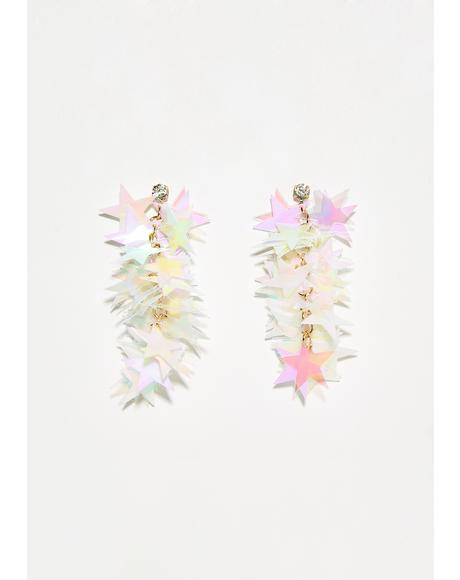 Sparkle Spirit Iridescent Earrings