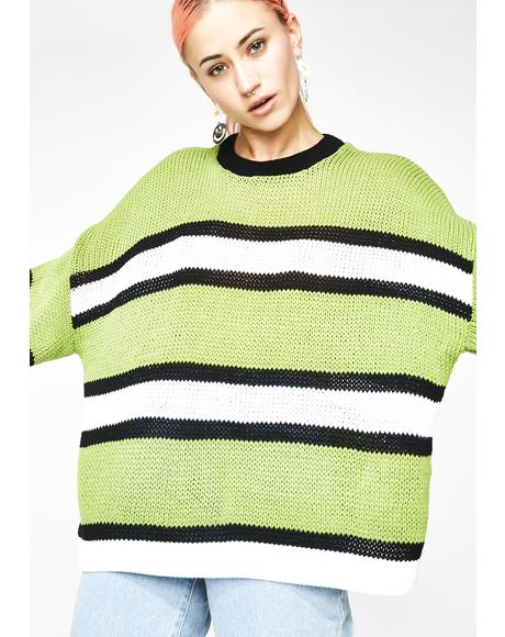 Limer Knit Sweater