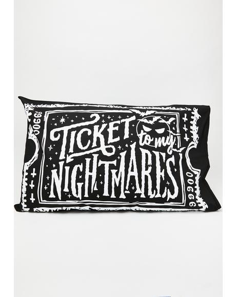 Nightmare Pillow Cases