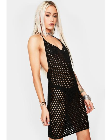 Rideout Road Crochet Dress