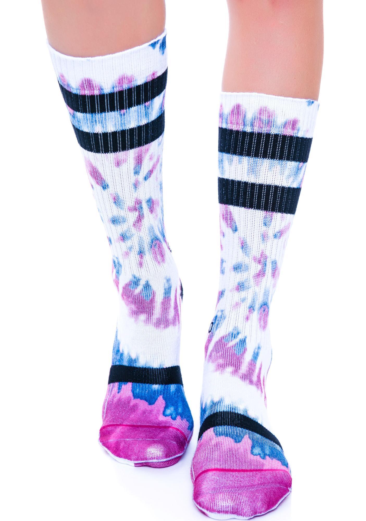 Stance Freedom Fire Socks