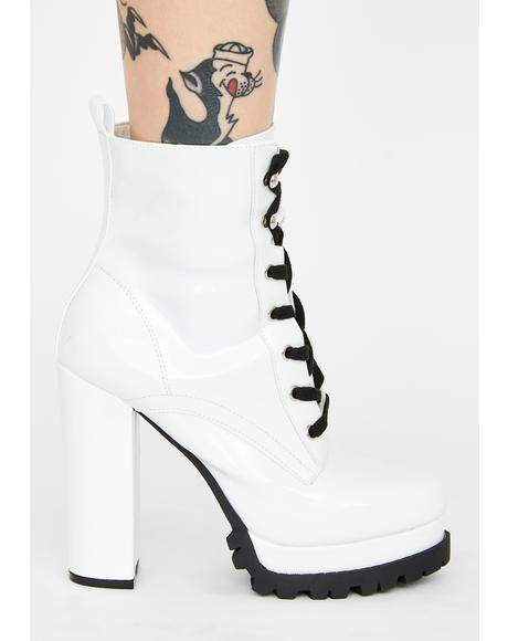 Purely Up To You Ankle Boots
