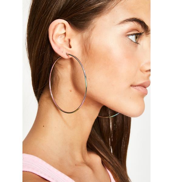 Touch The Rainbow Earrings