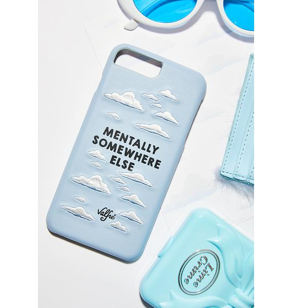 Valfré Mentally Somewhere Else IPhone Case