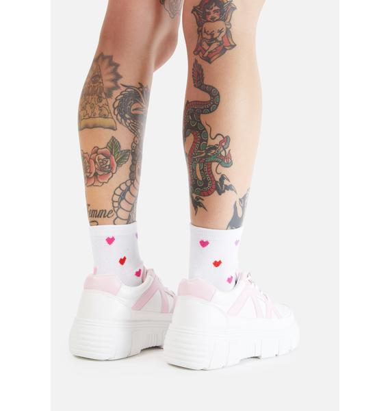 Koi Footwear Aiya Platform Sneakers