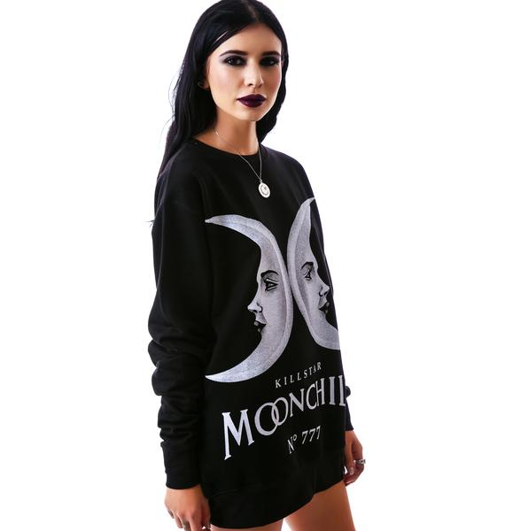 Killstar Moon Child Sweatshirt