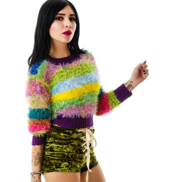 UNIF Furby Sweater