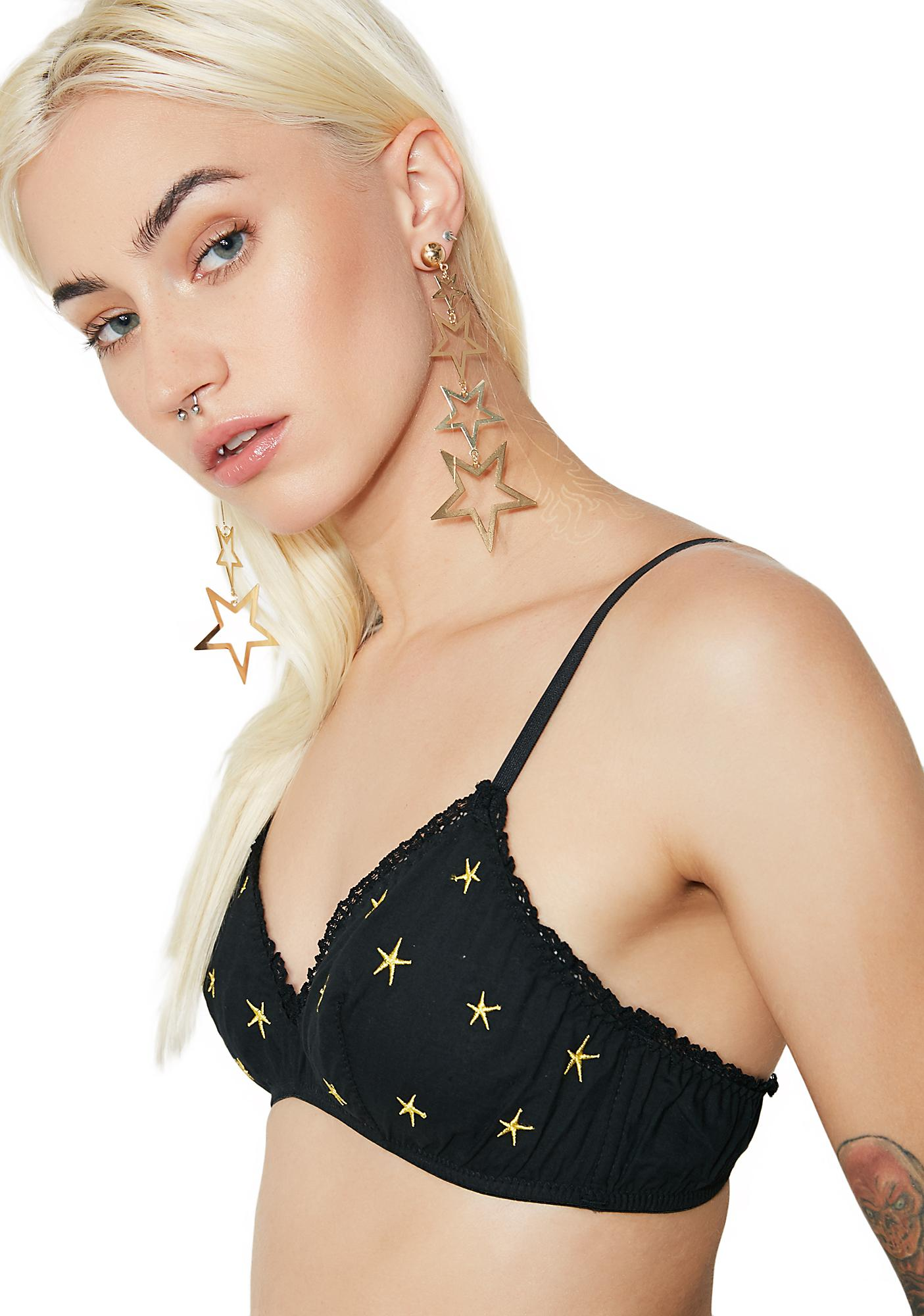 Upon A Star Bralette