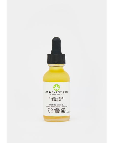 Hemp-Infused Revitalizing Serum