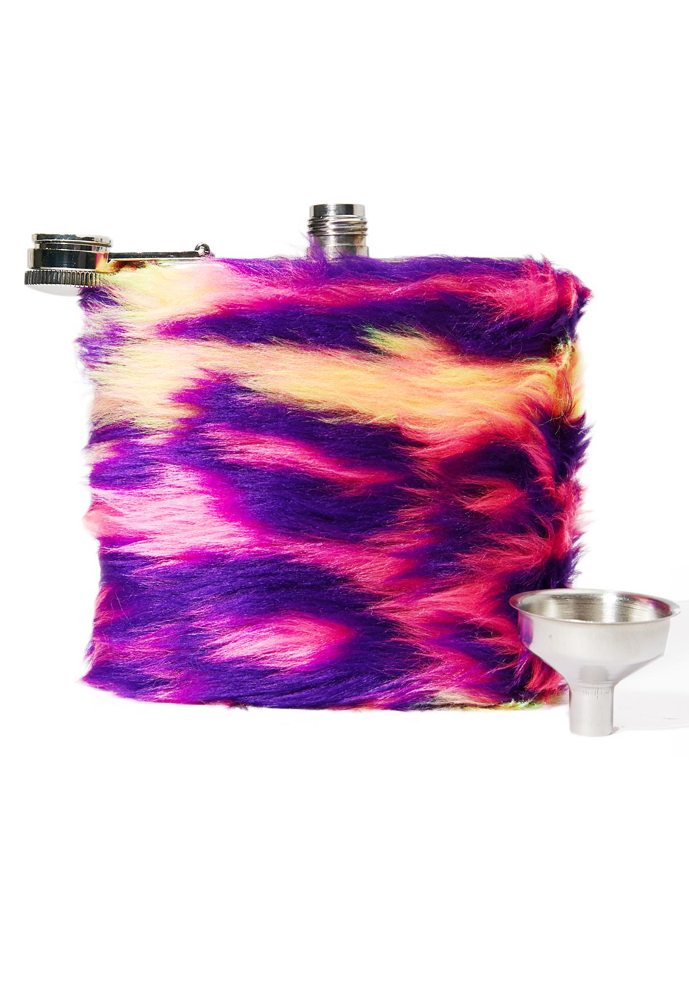 Kerenika Fancy Feast Furry Flask