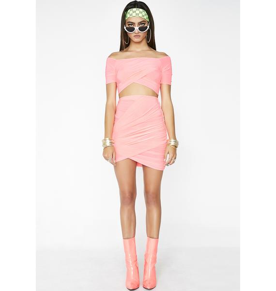 Candy Someone Special Mini Skirt