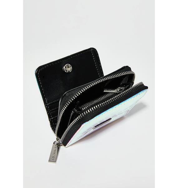 Skinnydip Honeycomb Wallet