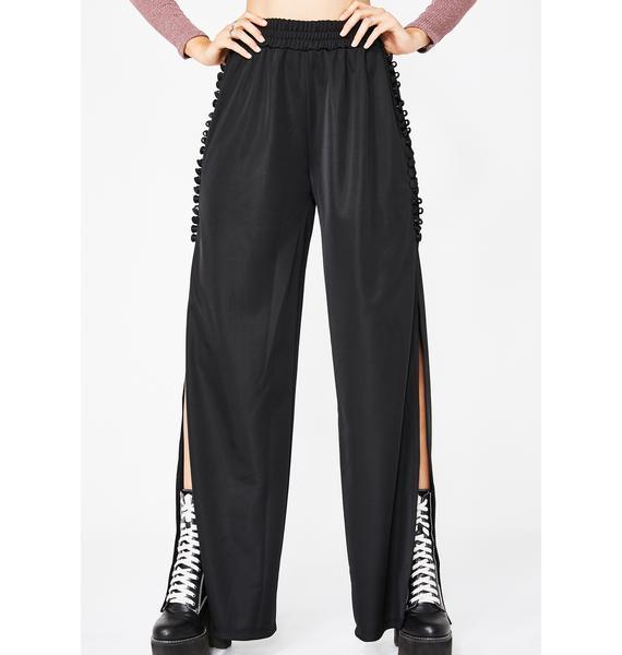 Kiki Riki Vagabond Vixen Side Slit Pants