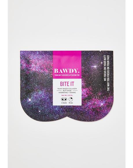Bite It Hydrating N' Toning Butt Sheet Mask