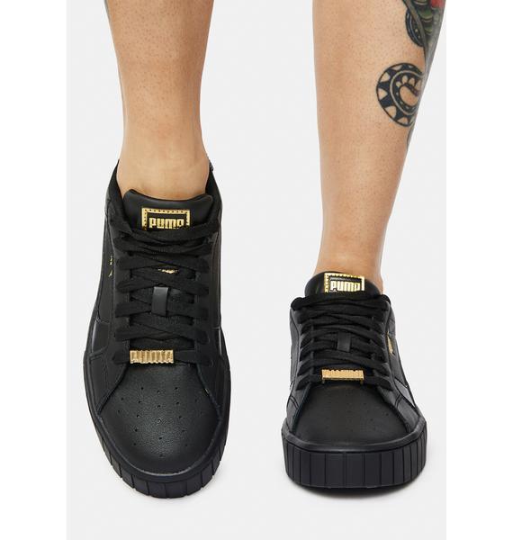 PUMA Cali Star Metallic Women's Sneakers