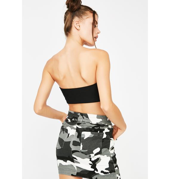 Hide N' Seek Camo Skirt