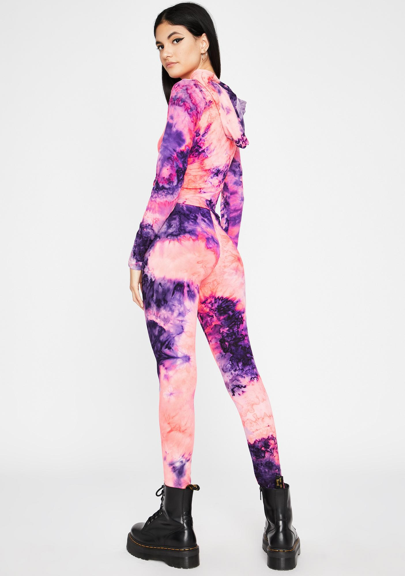 Trippy Chillin' Legging Set
