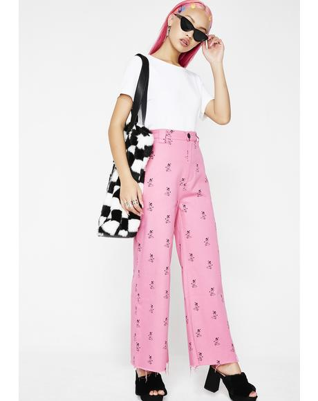 Cotton Candy Kita Workwear Pant