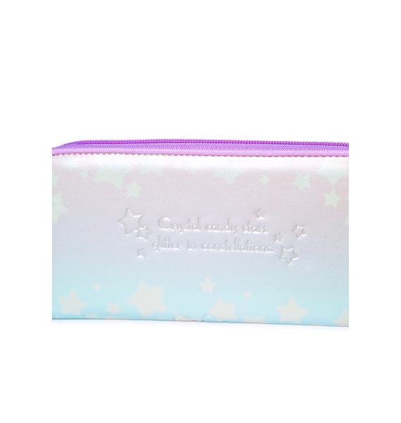 Sanrio Little Twin Stars Unicorn Wallet