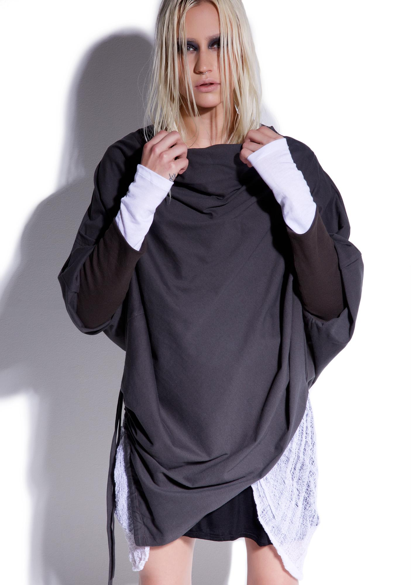 MNML Trill Perception Asymmetric Top