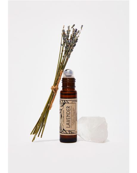 Lavender Ritual Oil