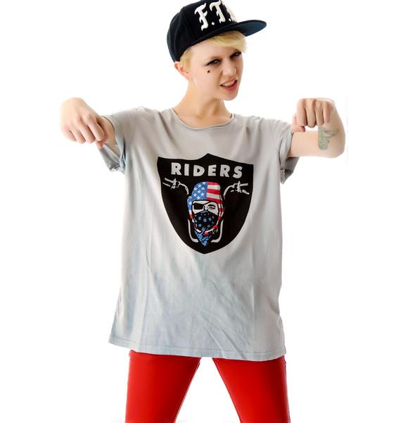 Kill City Rider Loose Fit Tee