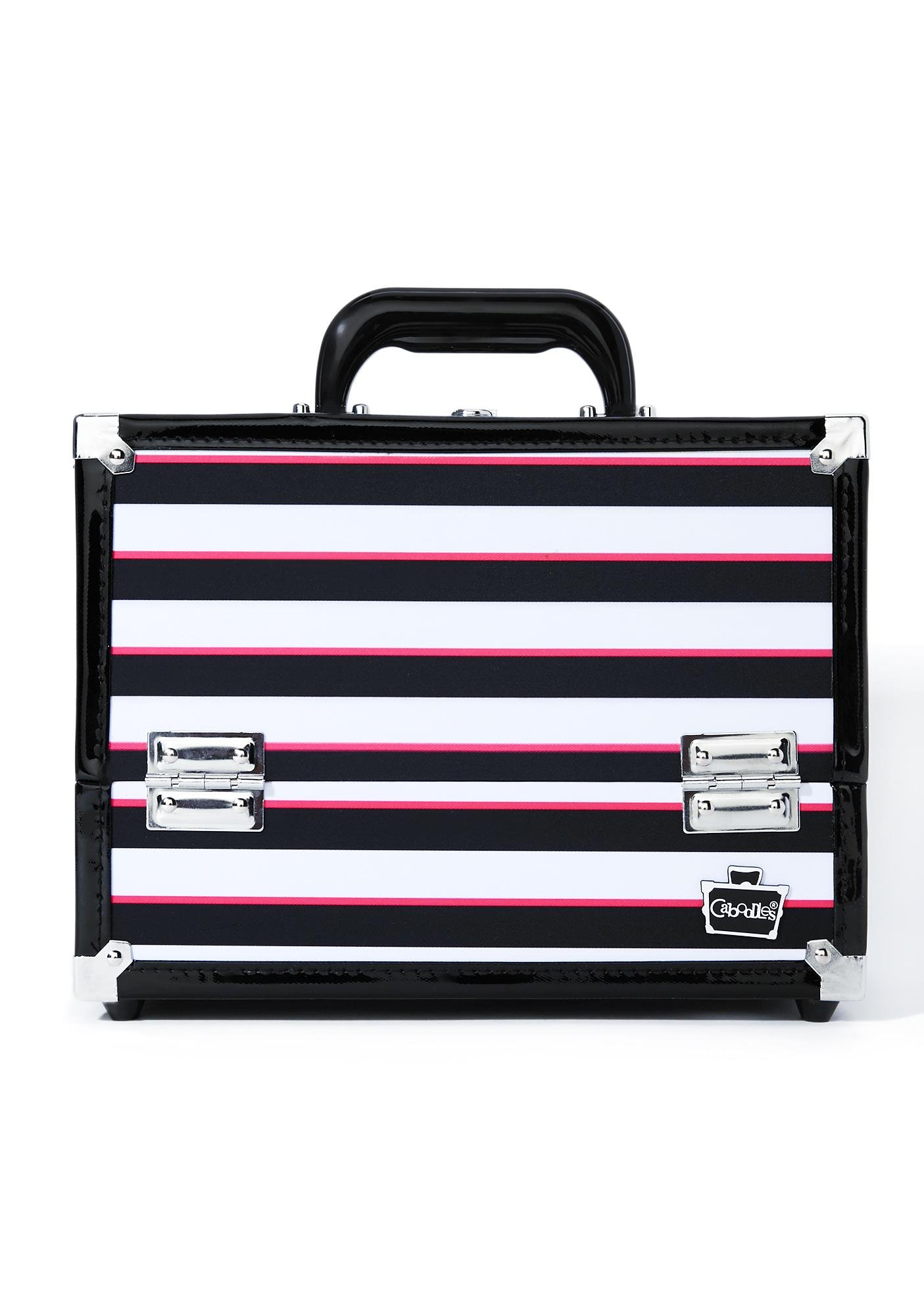 Caboodles Love Struck Train Case