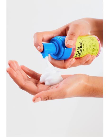 Foam Around Clarifying Daily Cleanser
