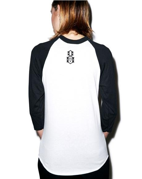 Even The Odds Raglan