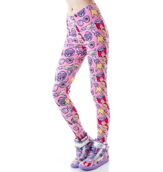 Iron Fist Glamour Guts Leggings