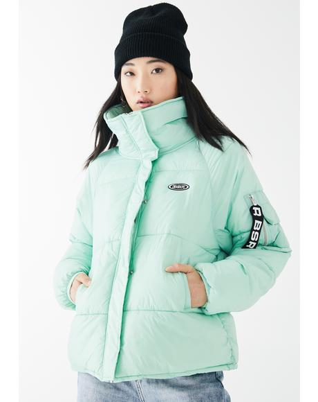 Finesse Puffer Jacket