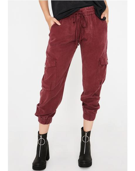 Slacker Chic Cargo Pants
