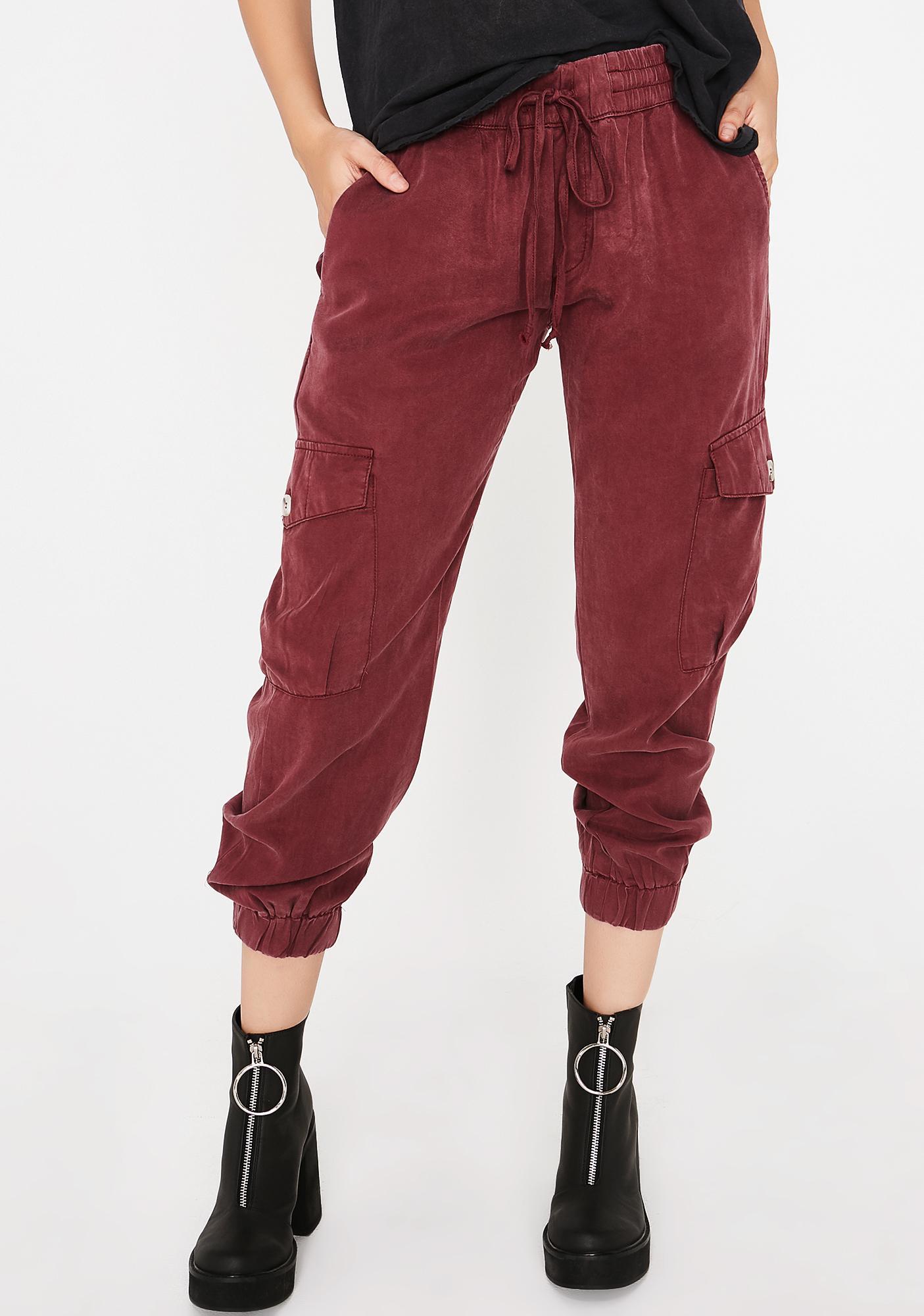Slacker Chic Cargo Pants