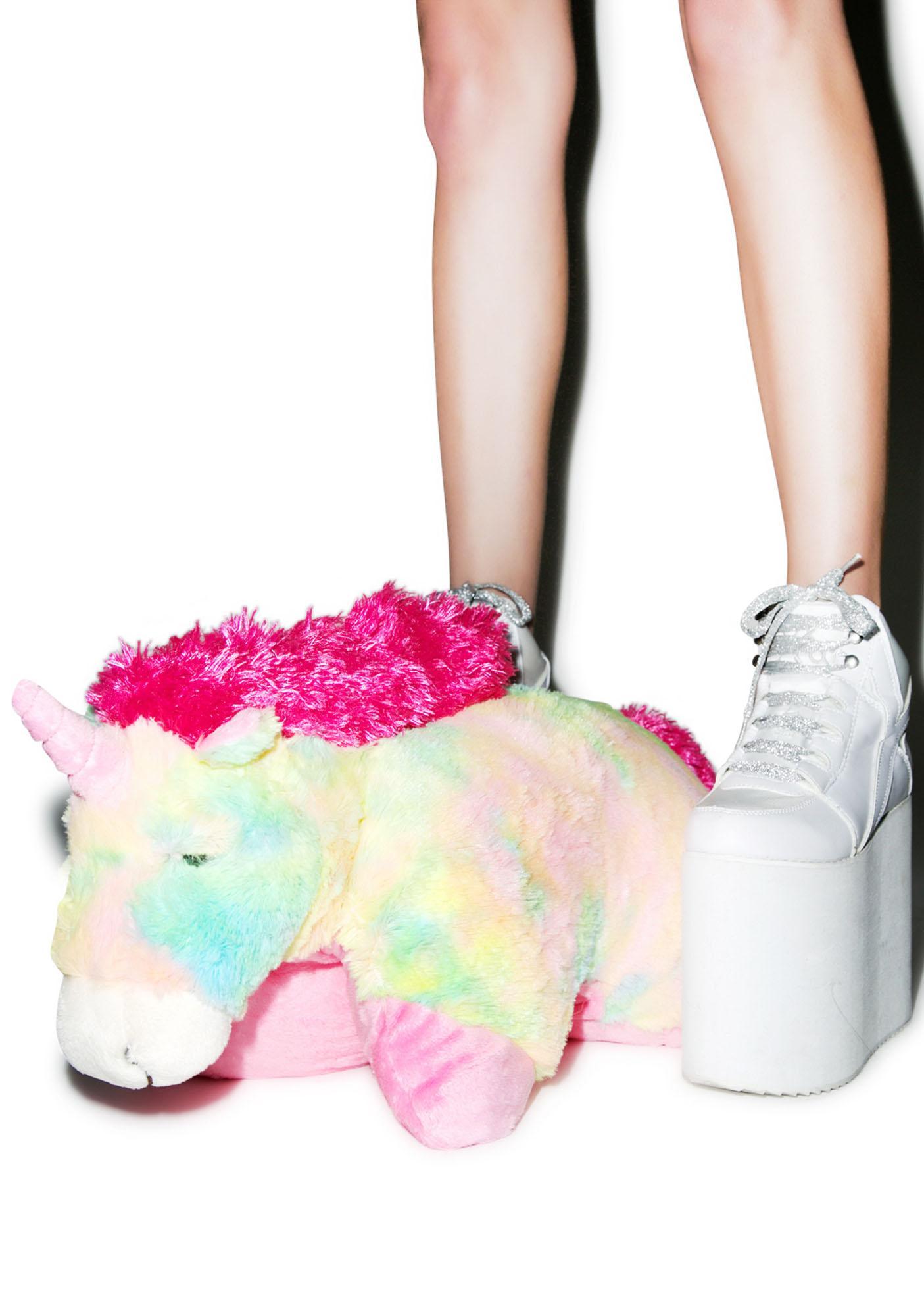 Pillow Pets Rainbow Unicorn Pillow