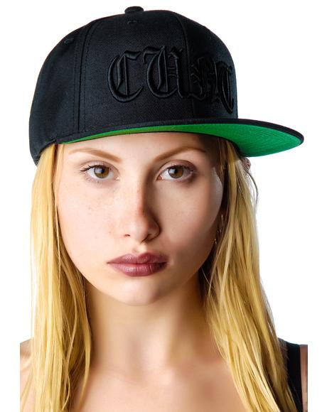 She's A Total Cunt Snapback