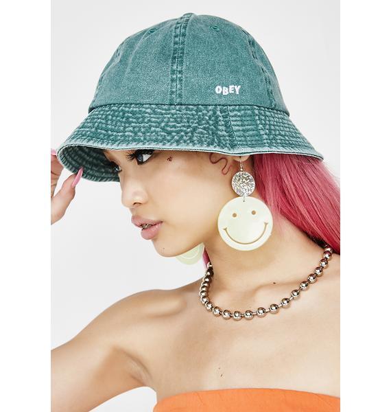 Obey Decades Bucket Hat