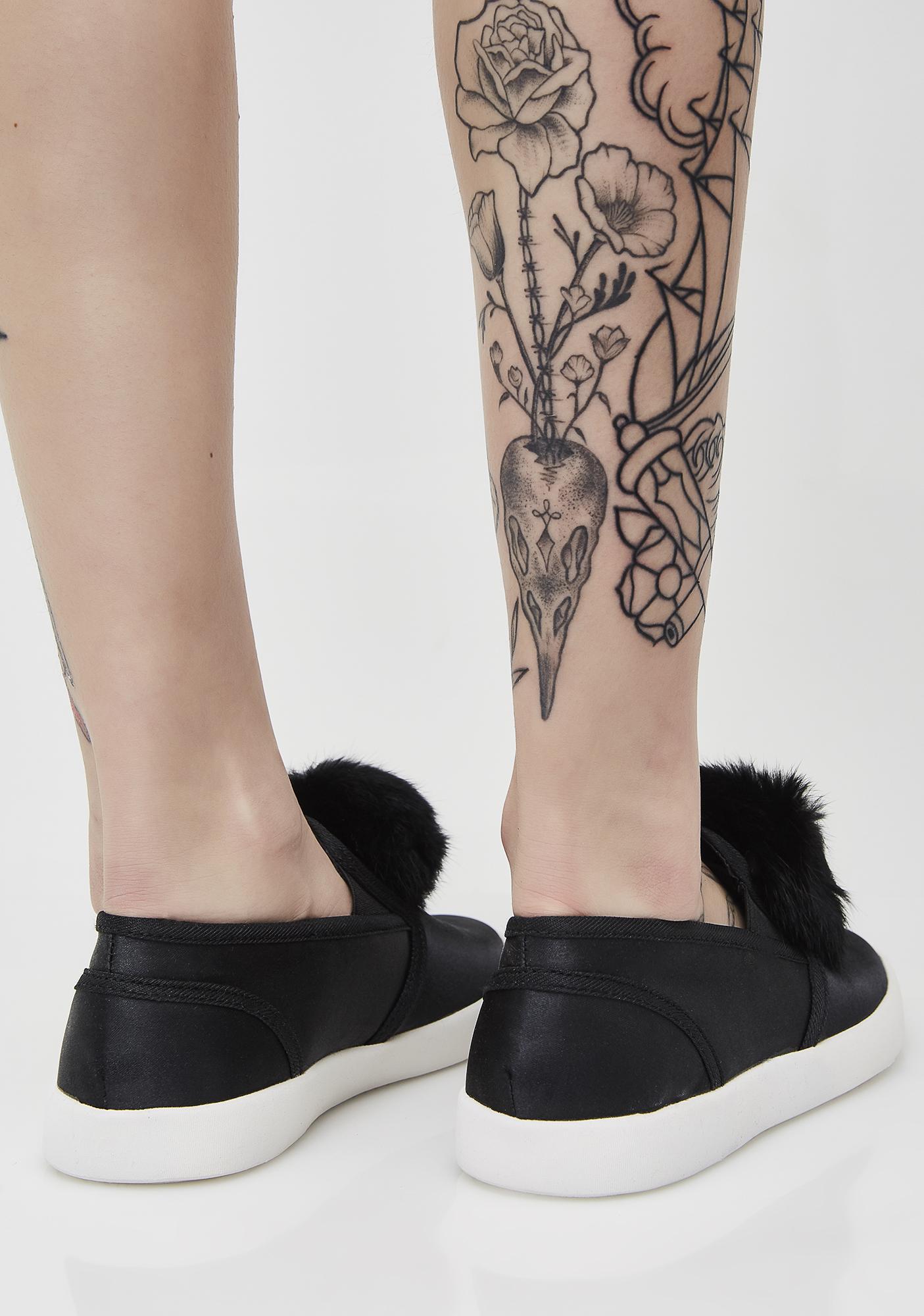 Y.R.U. Pom Pom Shoes