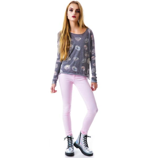 Wildfox Couture Forever Cozy Raglan