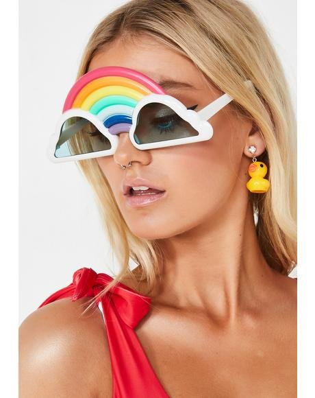 Over The Rainbow Sunglasses