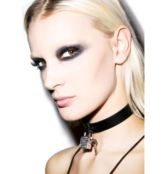 Luv Lockdown Choker