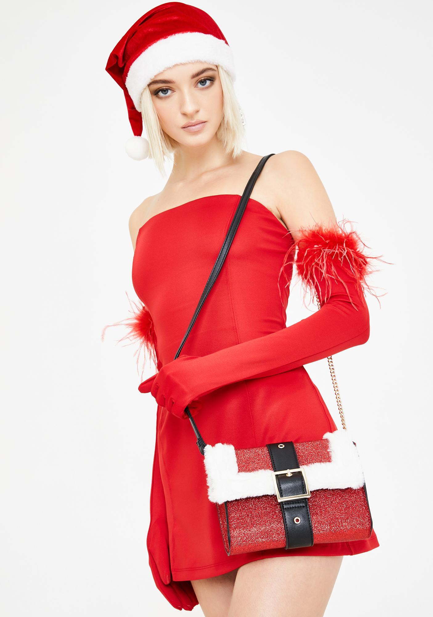 sass-for-santa-crossbody-bag by dolls-kill