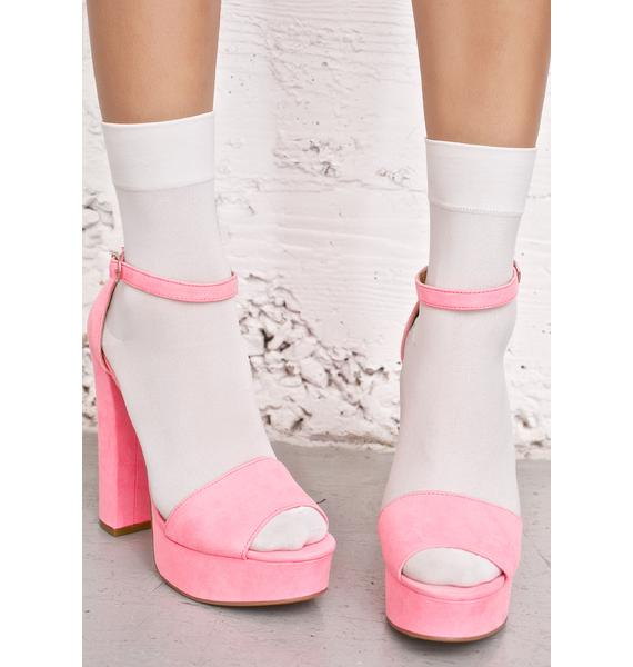 Chinese Laundry Avenue Platform Heels