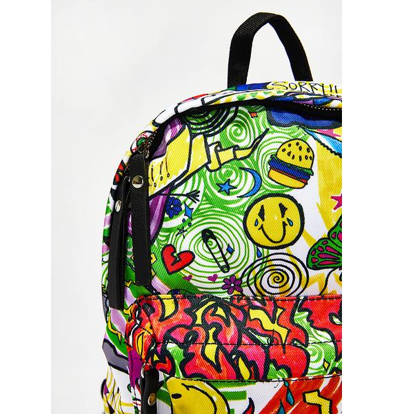Current Mood Doodlebug Mini Backpack