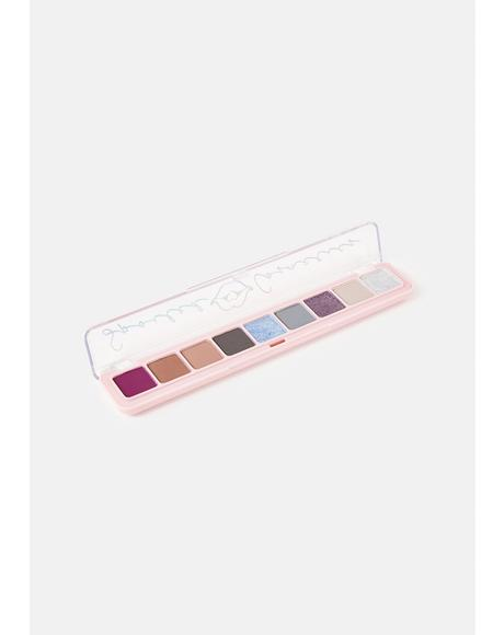 Girls Night Out Travel Eyeshadow Palette