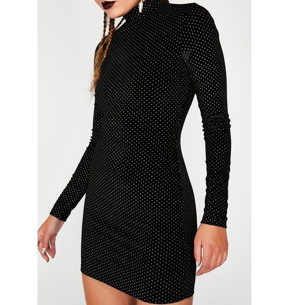 Fancy Date Mini Dress