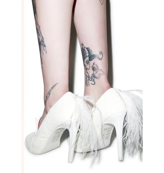 Y.R.U. Posch Unicorn Heels