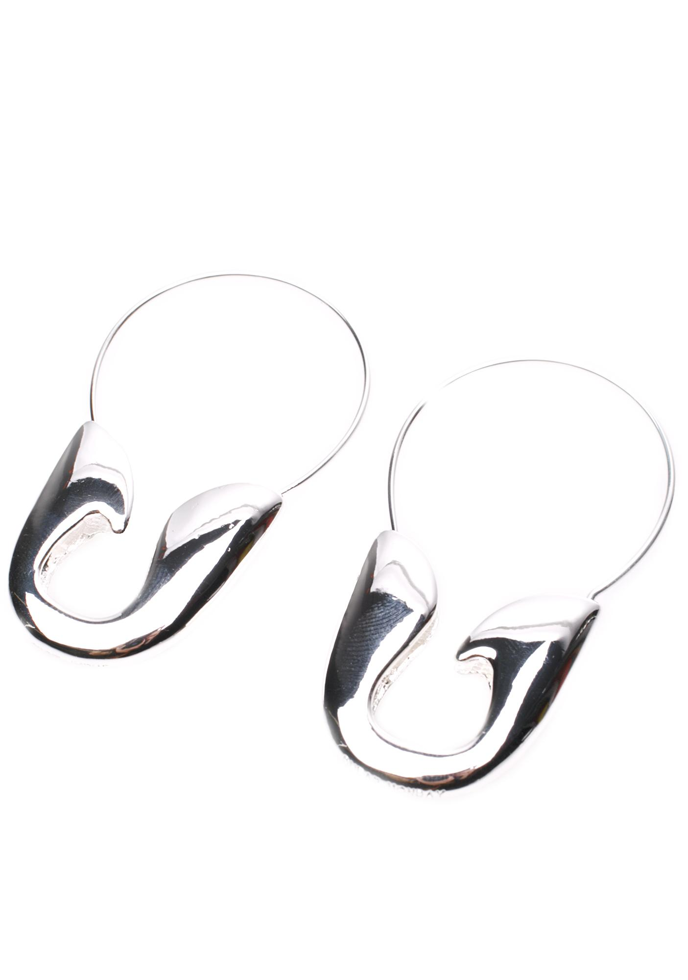 Cheap Monday Pin Earrings