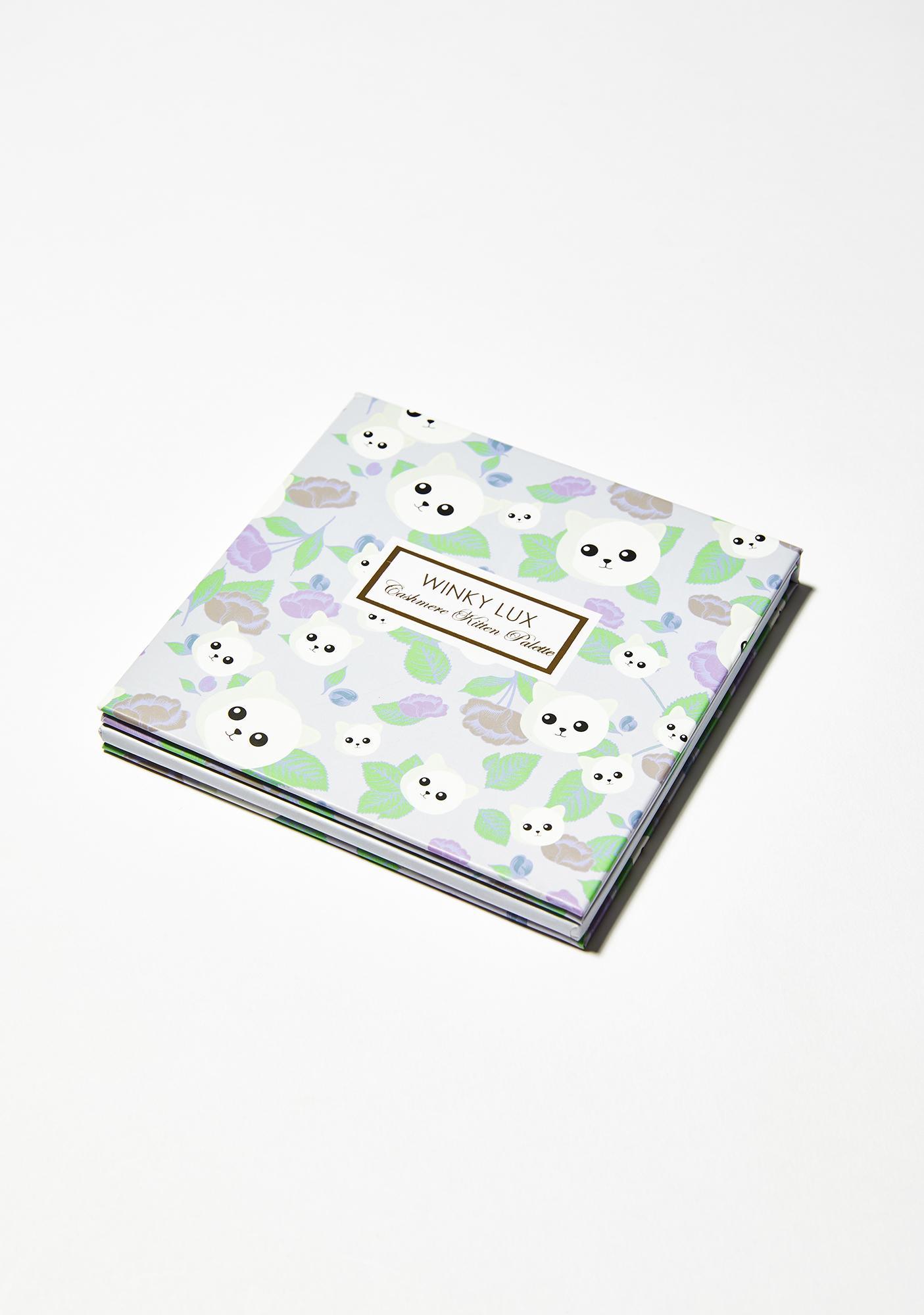 Winky Lux Cashmere Kitten Palette
