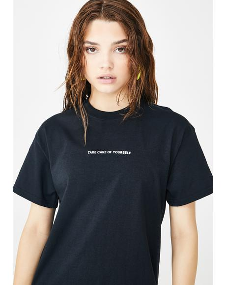 Personal Growth Graphic Tee